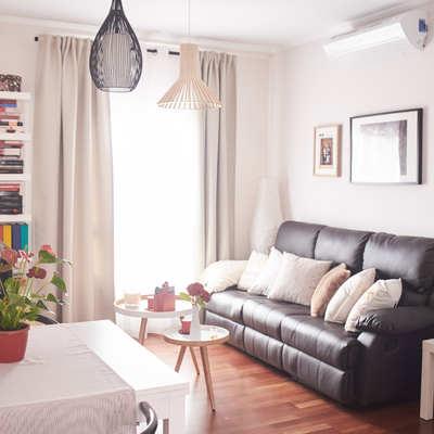 Amueblamiento y decoración de salón