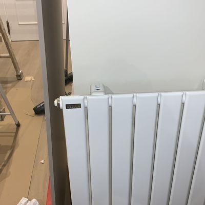 Cambio de llaves de radiador