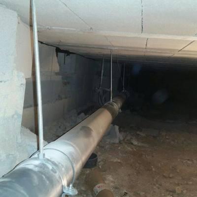 Reparación y saneamiento de desagües