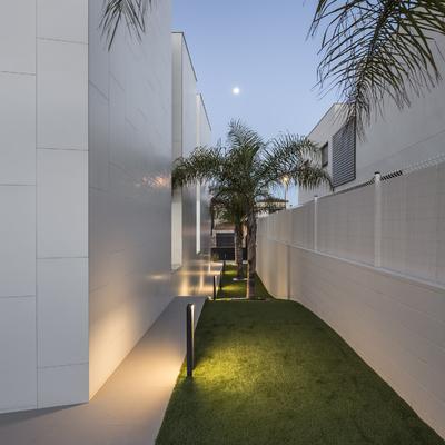Una vivienda minimalista para personas prácticas