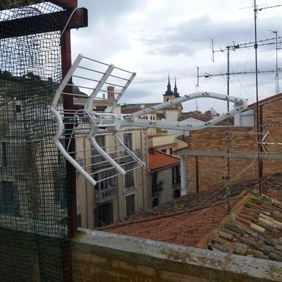 Instalación de antenas fagor para tdt