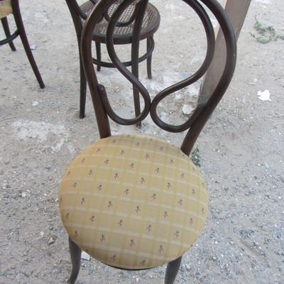 Restauración sillas