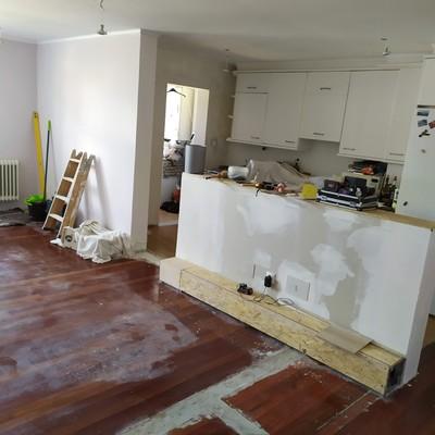 Reformar un salon