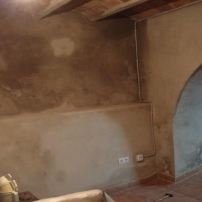 Arreglo de humedades y pintura