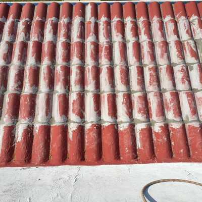 Reparación de tejados.