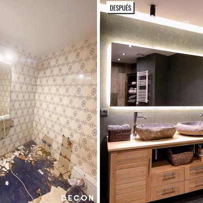 Reforma de baño en Badalona