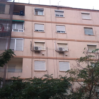 Reparacion y pintura de fachadas