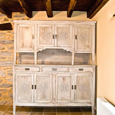 Caserio en Navarra