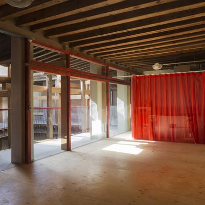 Rehabilitación de residencia de estudiantes en Toledo