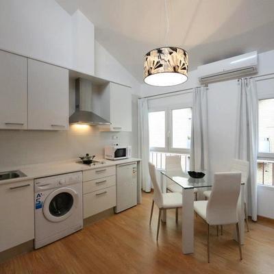 Apartamento tipo 2 en buhardilla