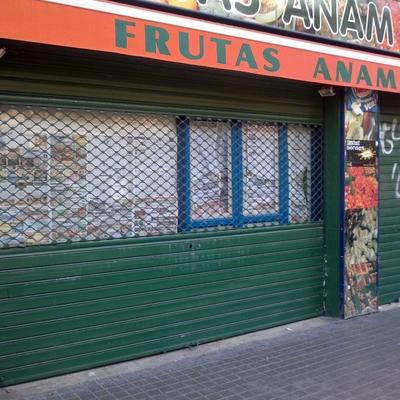 Apertura de Local (Fruteria)
