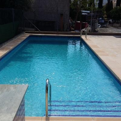 piscinas y pavimentos