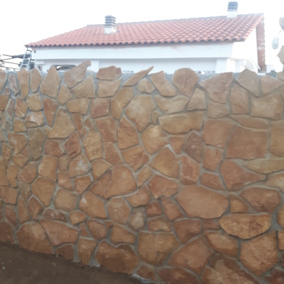 Aplacado piedra rústica