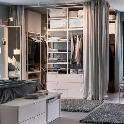 Los mejores artículos de IKEA para tener un armario en orden