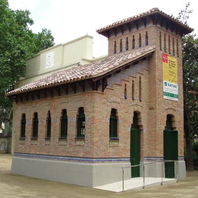 Restauració de l'aquàrium dels Camps Elisis, en Lleida