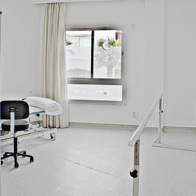 Área de fisioterapia