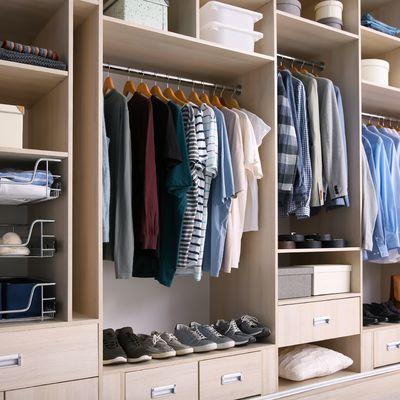 6 Trucos para tener el armario bien organizado