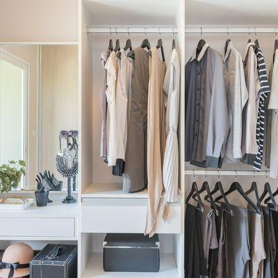 7 Errores que cometes en tu armario o vestidor