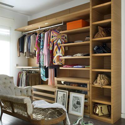 8 ideas originales para organizar tu armario