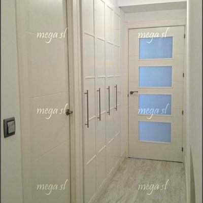 Ideas de hacer armario a medida en madrid para inspirarte - Armarios para pasillos ...