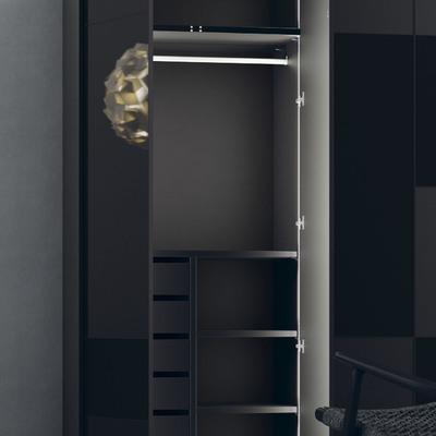Ideas de armarios y vestidores para inspirarte habitissimo - Medidas de lavadoras y secadoras ...