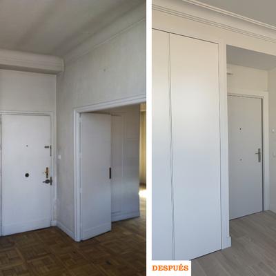 10 antes y después de reformar estas estancias