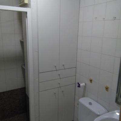 Reparacion armario de baño