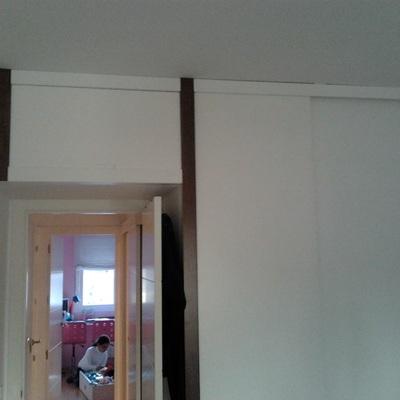 Diseño, fabricación y montaje de armarios para dormitorios