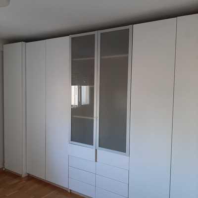 Pintura de armarios