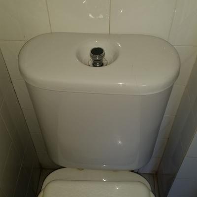 Arreglo de cisterna