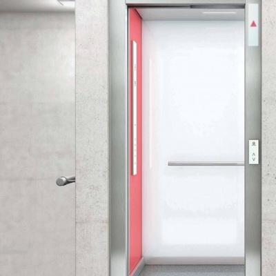 Instalacion de ascensor eléctrico