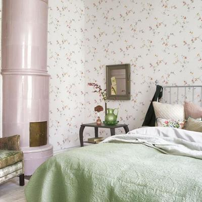 Ideas y fotos de dormitorios para inspirarte p gina 3 - Papeles pintados dormitorio ...
