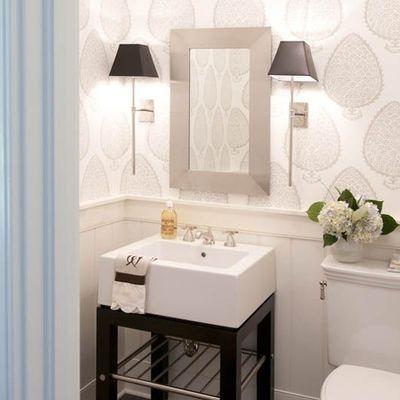 7 trucos infalibles para tener más luz en el baño