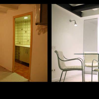 Chillax BCN · Interiorismo Les Corts · Reformas de apartamentos