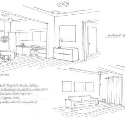 G500 · Reforma de apartamento · Barcelona