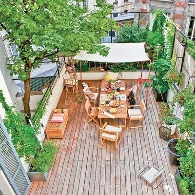 De terrazas precios cool barandillas de hierro forjado for Trasteros para terrazas precios
