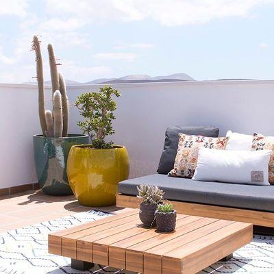 Claves para dotar a tu terraza de un look bohemio