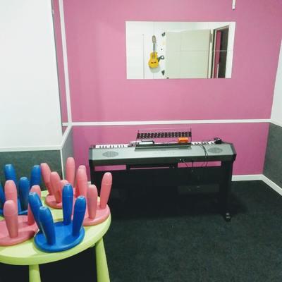 Aislamiento acústico para Centro de Música