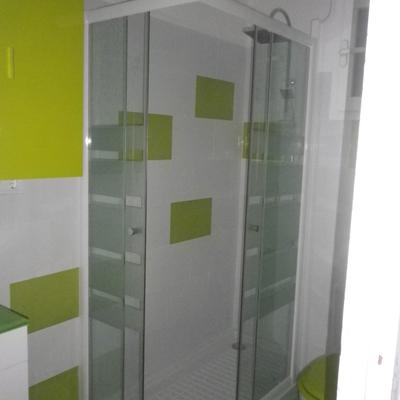 Reforma baño en Av Del Puerto Valencia