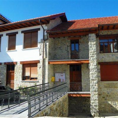Rehabilitación fachadas y acceso Ayuntamiento de Jaurrieta