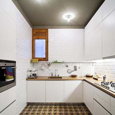 La versatilidad del azulejo tipo metro