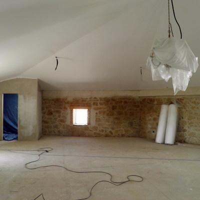 Bajo cubierta reformado