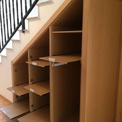 Aprovechar hueco de escalera