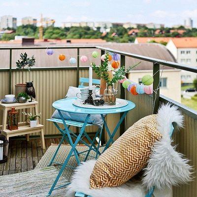8 ideas para conseguir un balcón de vértigo