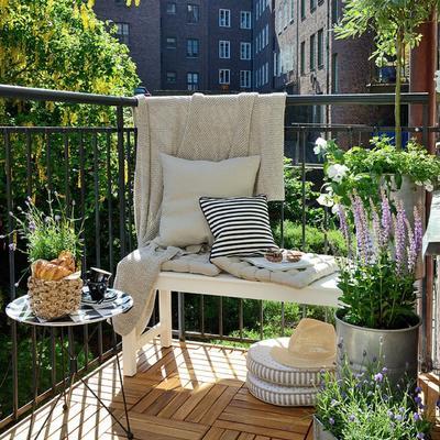 Ideas para decorar tu terraza según la filosofía del feng shui