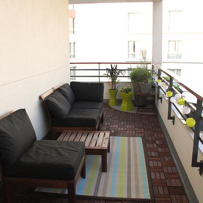 balcón reformado