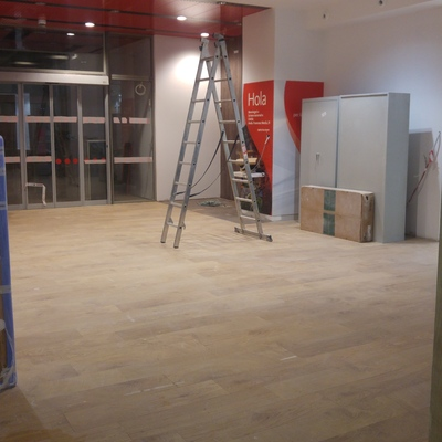Banco Santander en Lleida