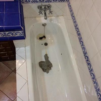 Reparaciones y esmaltados de bañeras