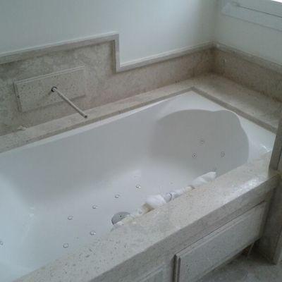 Reforma de baño principal en campaspero