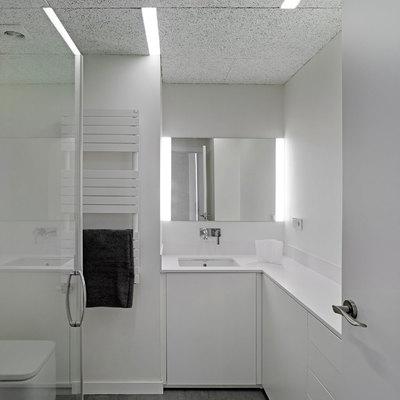 Elegancia y sencillez en 70 m²